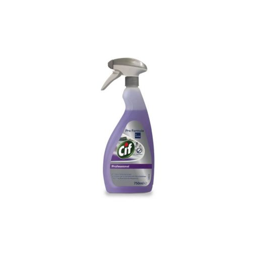 CIF PROFESSIONAL 2 IN 1 CLEANER DISINFECTANT - 750 ML