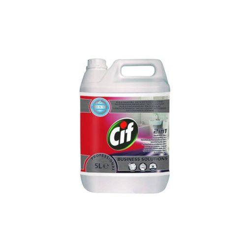 CIF PROFESSIONAL 2IN1 SZANITERTISZTÍTÓSZER - 5 L