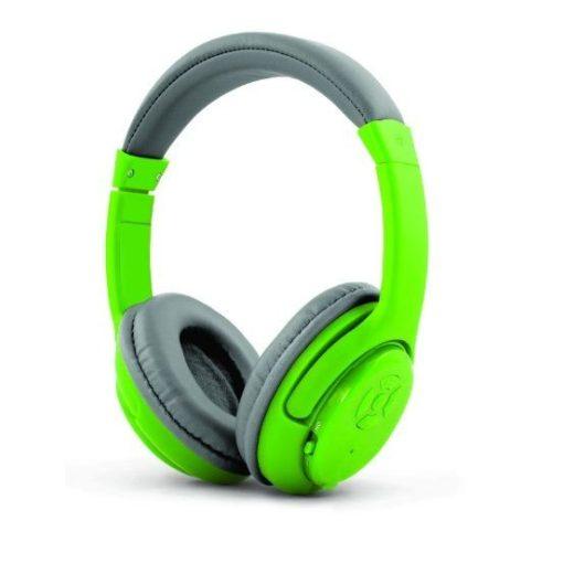 Esperanza EH163G Bluetooth Stereo Fülhallgató LIBERO Zöld