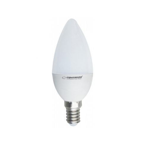 ESPERANZA ELL149 LED IZZÓ 6W E14 FOGLALATTAL