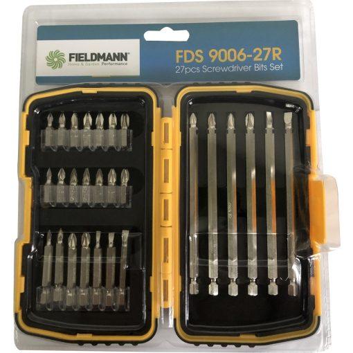 Fieldmann Fds 9006-27R BIT Készlet Hosszított BITekkel 27 Db-Os