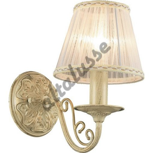 ALTALUSSE INL-6118W-01 IVORY GOLD FALI LÁMPA Е14 1х40W