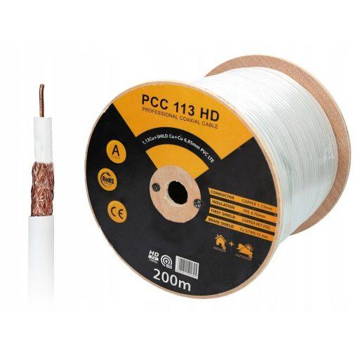 LIBOX PCC113 Koax Kábel  SAT Professional Premium 200m