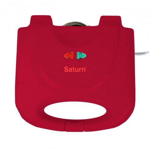 Saturn St-Ec1082 Szendvicssütő Piros