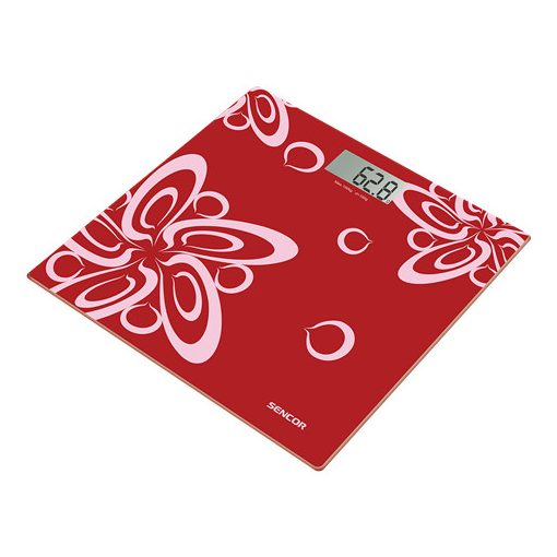 Sencor Sbs2507Rd Személymérleg Piros