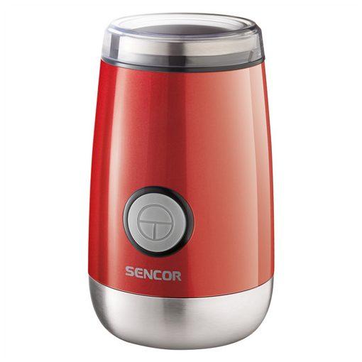 Sencor Scg2050Rd Elektromos Kávédaráló Piros