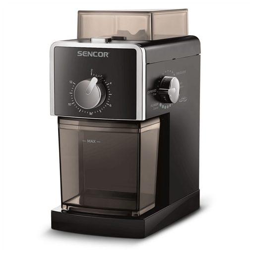 Sencor Scg5050Bk Elektromos Kávédaráló
