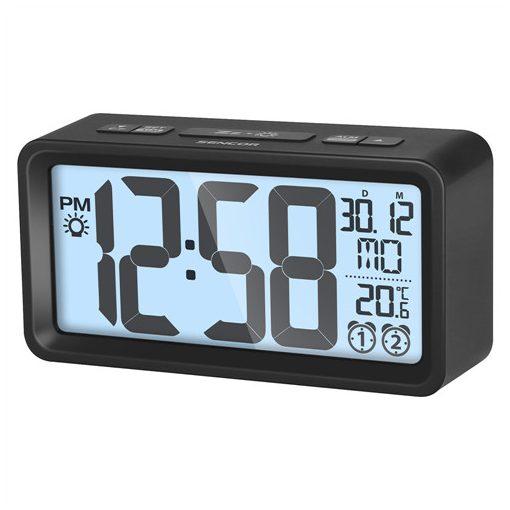 Sencor Sdc2800B Ébresztőóra Hőmérővel