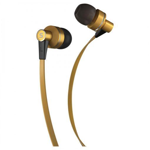Sencor Sep 300G Fülhallgató-Headset Arany