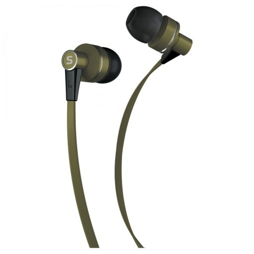 Sencor Sep 300Kh Fülhallgató-Headset Khaki