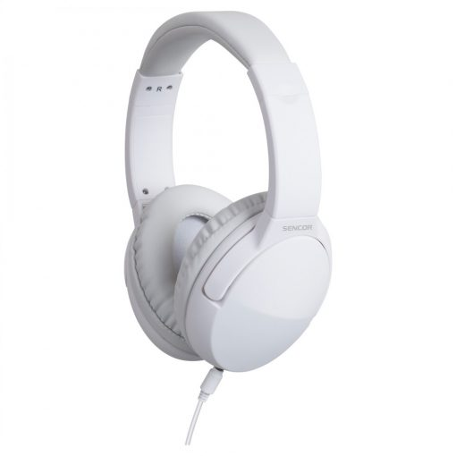 Sencor Sep 636W Stereo Fejhallgató Fehér