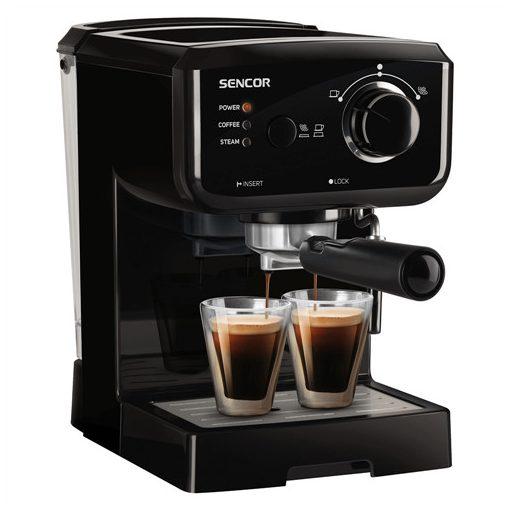 Sencor Ses1710Bk Eszpressó Kávéfőző