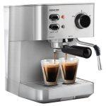 Sencor Ses4010Ss Eszpresso Kávéfőző