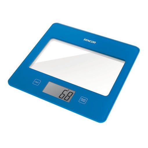 Sencor Sks5022Bl Digitális Konyhai Mérleg Kék
