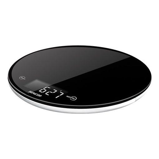 Sencor Sks5300 Digitális Konyhai Mérleg Fekete