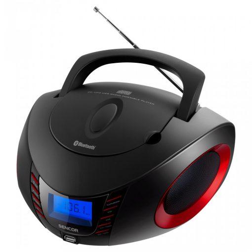 Sencor Spt3600BR FM Rádió CD/BT/MP3/USB/AUX és FM rádióval