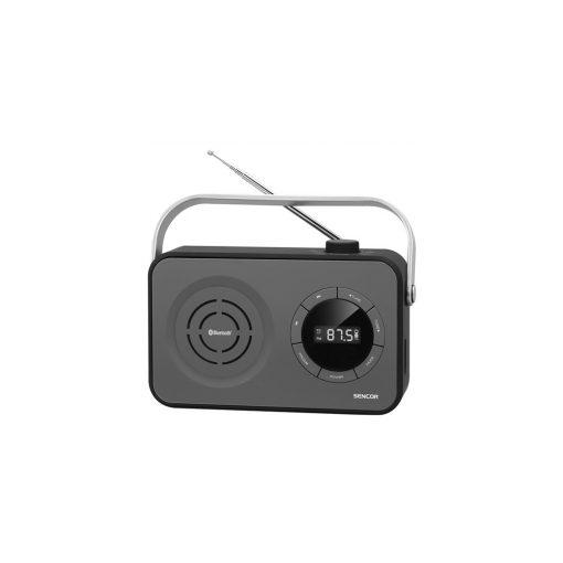 Sencor Srd3200B Hordozható Pll Fm Rádió