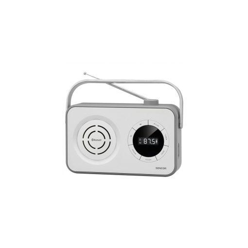 Sencor Srd3200W Hordozható Pll Fm Rádió