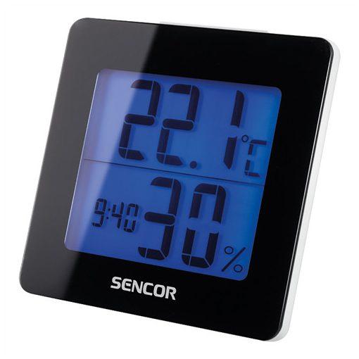 Sencor Sws1500B Hőmérő Ébresztőórával
