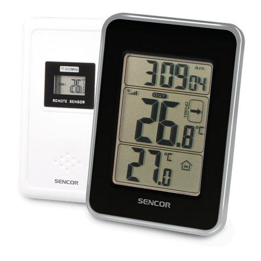 Sencor Sws25Bs Időjárás Állomás Wireless