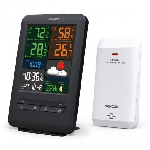 Sencor Sws7300 Meteorológiai Állomás Wireless