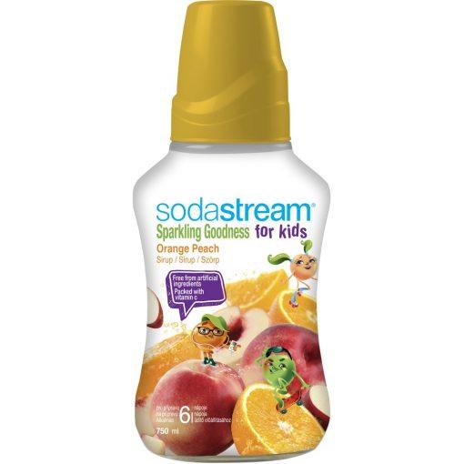 Sodastream For Kids Narancs Szörp Koncentrátum 750 Ml