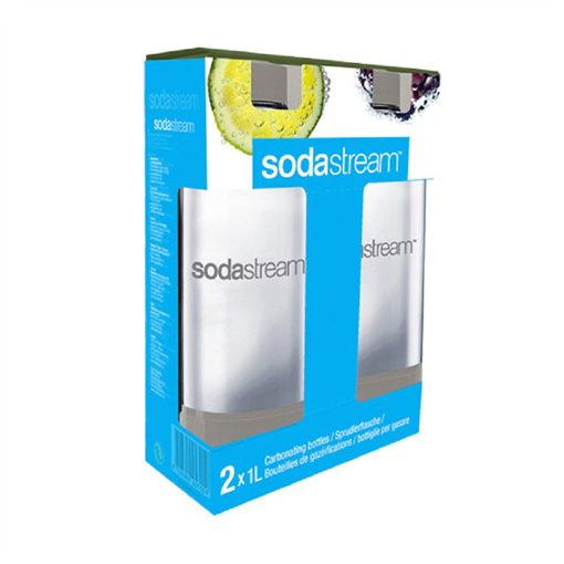 Sodastream Duo Gray Pack 0,9 L