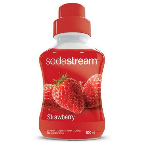 Sodastream Eper szörp Koncentrátum 750 Ml