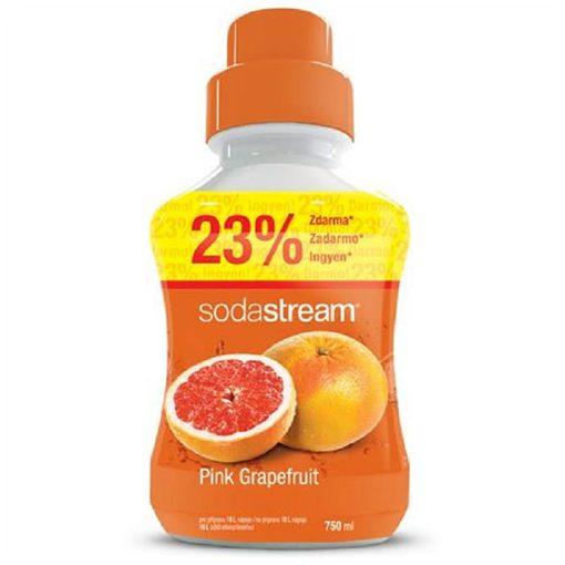 Sodastream Pink Grapefruit Szörp Koncentrátum 750 Ml