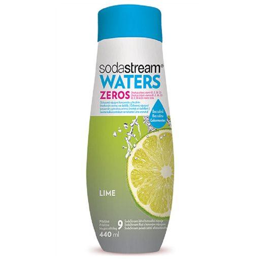 Sodastream Lime Zero Szörp Koncentrátum 440 Ml