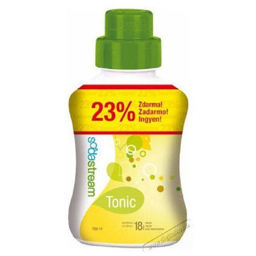 Sodastream Tonic Szörp Koncentrátum 750 Ml