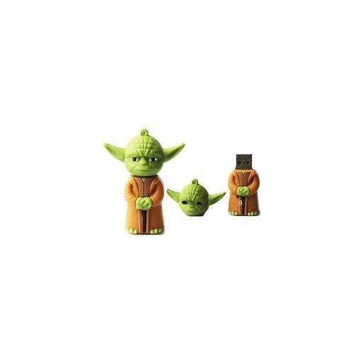 Figurás Pen Drive 8Gb Yoda