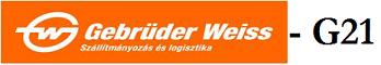 Gebrüder Weiss - G21